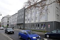 Kancelářský objekt v centru Ostravy má stejný název jako multifunkční aula v Dolních Vítkovicích.