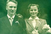 Svatba manželů Bagárových