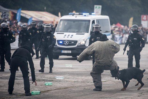 Dny NATO vMošnově, sobota 17.září 2016.