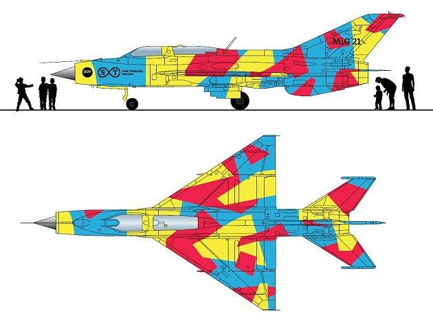 Návrh designera Tomáše Mechka