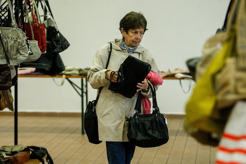 Kabelkový veletrh v Ostravě na Černé louce, neděle 4. listopadu 2018.