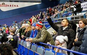 Komentovaný trénink hráčů Vítkovic v rámci Olympijského festivalu v Ostravě