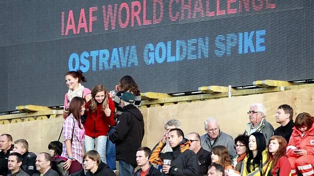 Zlatá tretra Ostrava. Ilustrační foto.