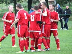 Fotbalisté Jeseníku zažívají podařený vstup do sezony, když uspěli i ve druhém zápase, ve kterém zvítězili v Odrách 3:2.