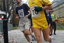 Snímek z letošního ročníku Ostravského maratonu