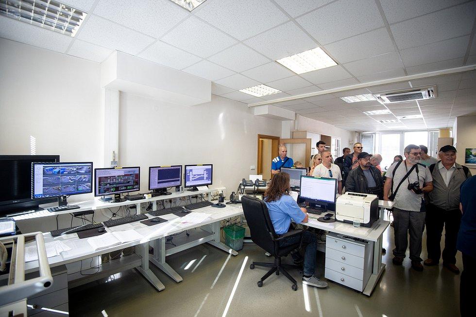 Veřejná prohlídka Dolu Jeremenko v Ostravě, 14. září 2019.
