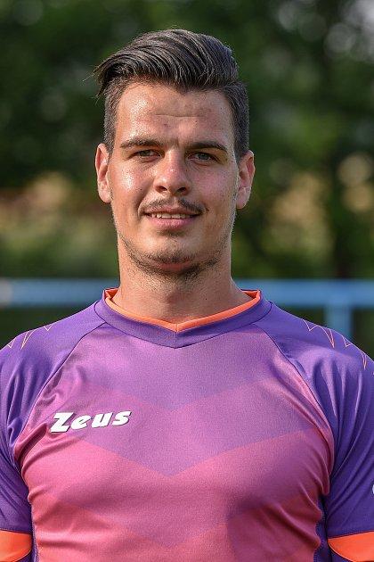 Tomáš Preisner, brankář.