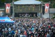 Slavnosti Pivovaru Ostravar, 22. června 2018 v Ostravě.