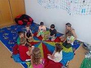Snímek k článku Z mateřské školy Paprsek vyzařuje porozumění a chuť pomoci