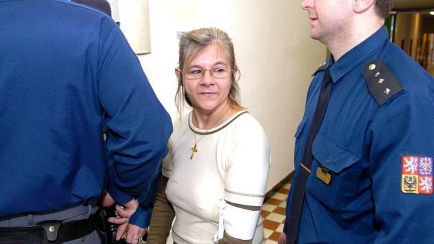 Márii Trebulové hrozí až dvanáct let vězení.