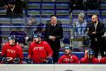 Vladimír Vůjtek u hokejové reprezentace.