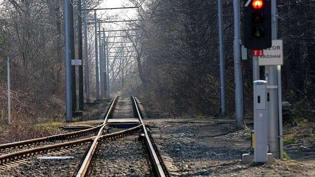 Zabezpečovací zařízení na tramvajové trati č. 5 z Vřesinské do Zátiší je připraveno sloužit provozu