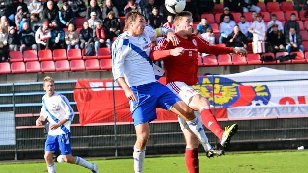 """Fotbalisté Třince potvrdili pořekadlo """"Můj dům – můj hrad"""" a ani v derby s regionálním rivalem z Frýdku-Místku nezaváhali, když jej porazili 3:0."""
