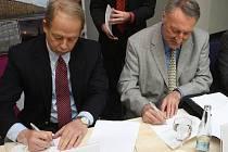 Sdružení nájemníků ČR se dohodlo s vedením RPG na tom, že spolu budou řešit práva a zájmy lidí, kteří žijí v bytech po bývalé těžební společnosti OKD.