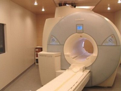 Přístroj magnetické rezonance