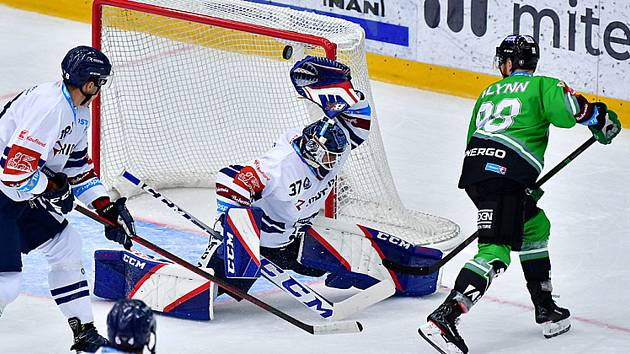 Hokejisté Vítkovic prohráli v Mladé Boleslavi 1:4.