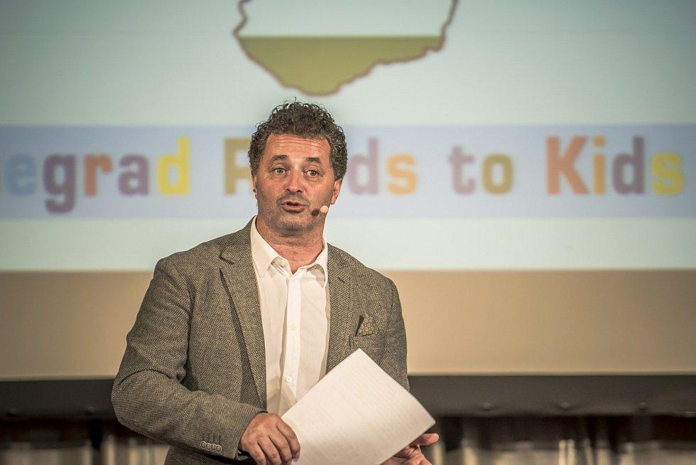 Moderátor a herec Martin Dejdar