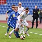 Baník Ostrava vs. MFK Vítkovice.