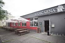 Restaurace Hasičárna v Ostravě-Porubě,