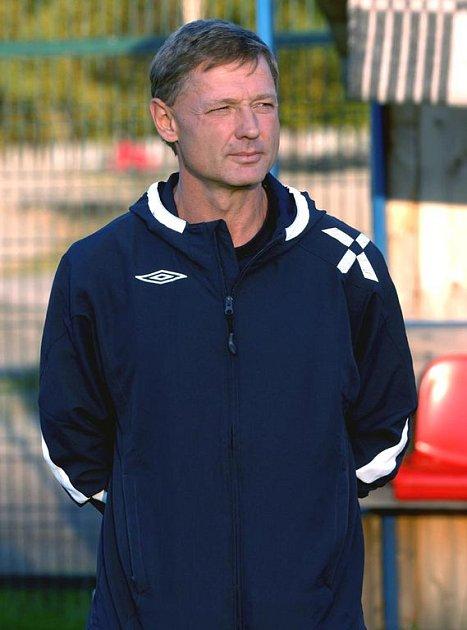 Zklamaný trenér Mladé Boleslavy Ščasný