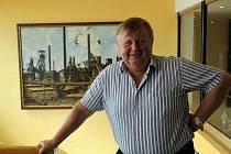 Šéf strojírenské skupiny Vítkovice Jan Světlík cítí zodpovědnost k Moravskoslezskému regionu.
