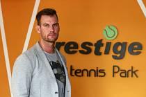 Dalibor Čiščoň - manažer Prestige Tennis Parku