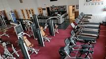 B-FIT FITNESS ve Frýdku-Místku je kvůli vládním omezením zavřeno. Foto: archiv B-Fit Fitness