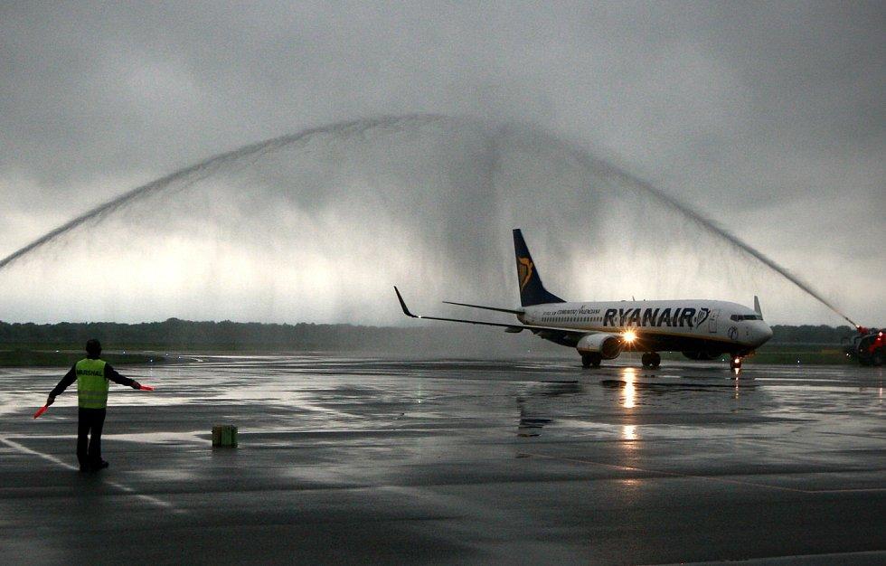 Letiště Leoše Janáčka Ostrava. Ilustrační foto.