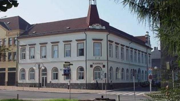 Radnice obvodu Mariánské Hory a Hulváky. Ilustrační foto.