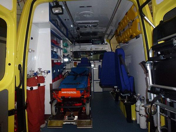 Jedenadvacet nových vozů získali moravskoslezští záchranáři.