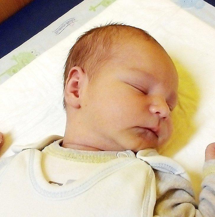 Tomáš Šmihal, Břidličná, narozen 29. dubna 2021 v Krnově, míra 49 cm, váha 3150 g. Foto: Pavla Hrabovská
