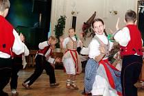 Projekt č. 22 Dětský folklorní soubor Ostravička