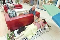 V ostravském Avion Shopping Parku byla zahájena ojedinělá výstava s názvem Svátek skutečné krásy.