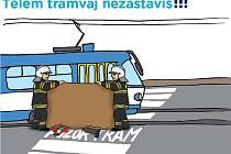 Nová kampaň Dopravního podniku Ostrava.