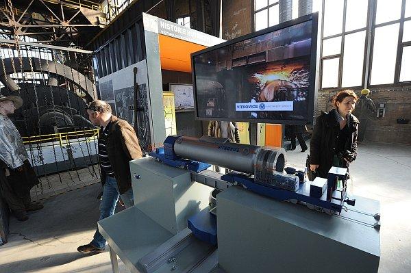Svět techniky vDolní oblasti Vítkovic, nová turistická atrakce Ostravy se slavnostně otevře už tento pátek odpoledne.