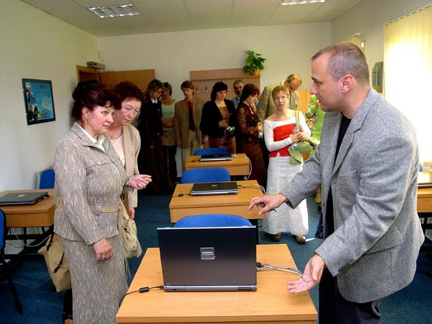 Nové centrum pro hendikepované TOM BVÚ v Ostravě