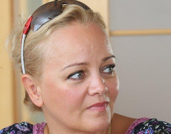 Eva Dřízgová-Jirušová, sólistka opery Národního divadla moravskoslezského