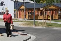 Nový komplex domů s pečovatelskou službou v Ostravě-Porubě