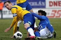 FK Teplice - FC Baník Ostrava 1:0.