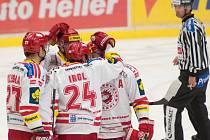 HC Vítkovice Steel - HC Oceláři Třinec 0:2