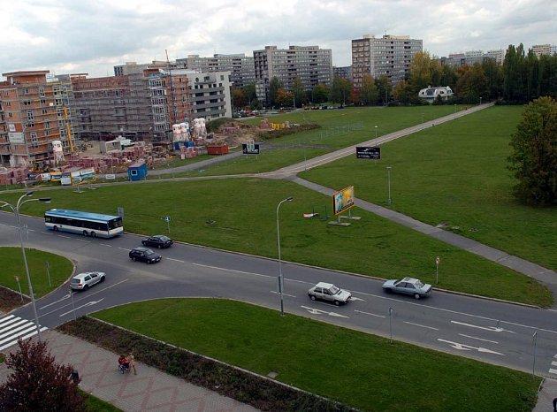 Investiční výstavba v Ostravě