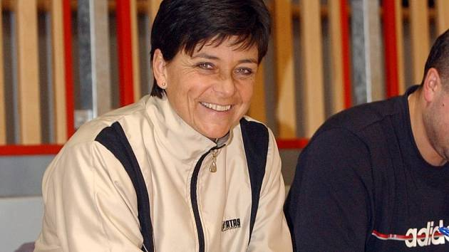 Táňa Krempaská.