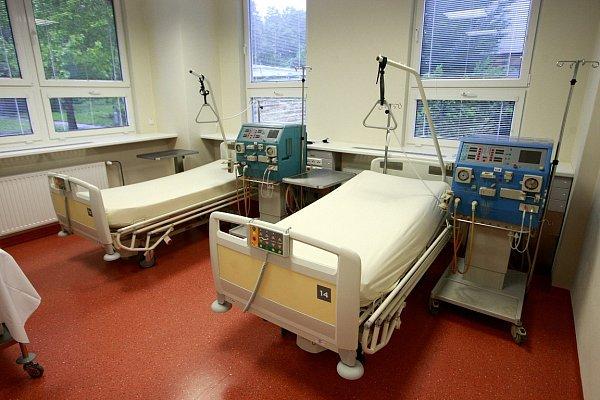 Slavnostní otevření nového nefrologického a hemodialyzačního centra vMěstské nemocnice Ostrava.