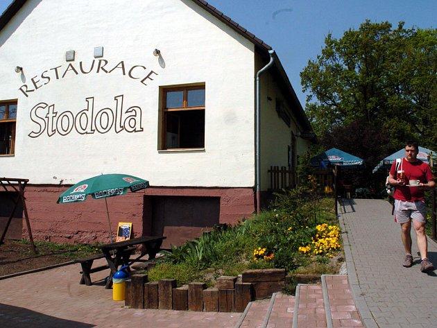 TIP PRO VÝLETNÍKY. Restaurace Stodola v Ostravě-Hrabové.