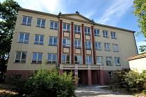 Budova bývalé ZŠ Kounicova.