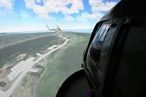 Unikátní simulátor rozšířeného ruského vrtulníku Mi-171, který bude sloužit k výcviku pilotů z celého světa, byl ve středu zprovozněn v budově firmy HTP Ostrava na mošnovském letišti.