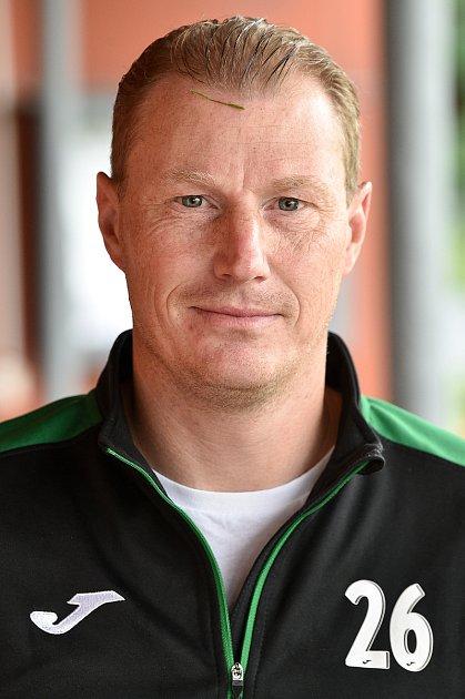 Ladislav Zelinka, obránce.