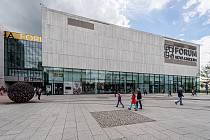Obchodní centrum Forum Nová Karolina. Ilustrační foto.