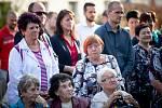 Otevření komunitního centra v Michálkovicích, 22. října 2019 v Ostravě.
