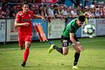 FOTBAL: MOL CUP: Petřkovice – Brno, 28. srpna 2019 v Ostravě.
